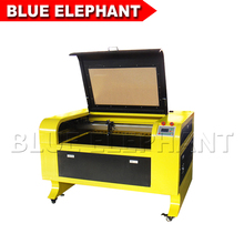 60W 80W 130W Co2 glass laser tube 3d mini laser wood engraving machine for Hot sale