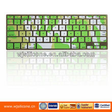 Colorful silicon keyboard cover