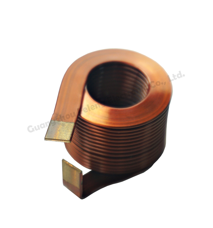Manufacturer supply air inductive coil / air core inductor supplier