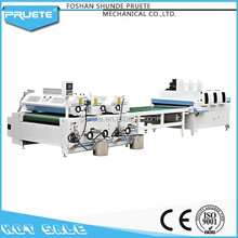 High quality exquisite UV Coating Line coater machine curtain coater