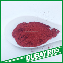 Iron Oxide Pigment Red Color for Terracotta Color