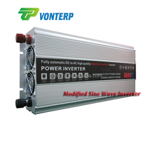 International Modified Sine Wave Power converter 4000W DC-AC 4000w modified sine wave inverter with DC 24V/48V-AC 110V/220V