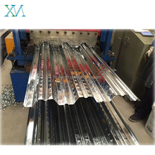 Galvanized floor steel grid plate metal decking sheet for concrete from alibaba