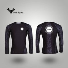 Popular comfortable bamboo long sleev bamboo rash guard