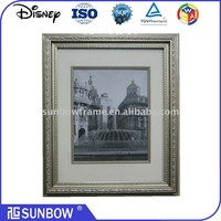 China manufacture hot selling photo frame ps moulding picture frame that can be customized