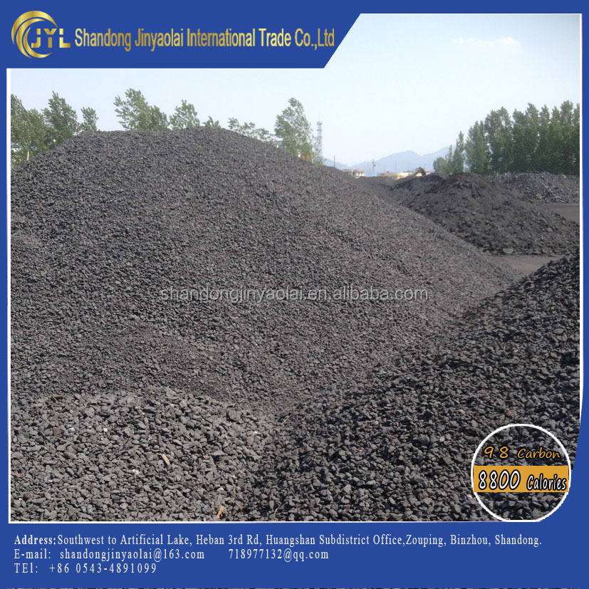 JYL-P2016-2 5-10mm block shape carbon anode scrap for zinc/ aluminum/ copper