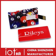Promotional Gifts USB Credit Card Flash Pen Drive Memory Stick