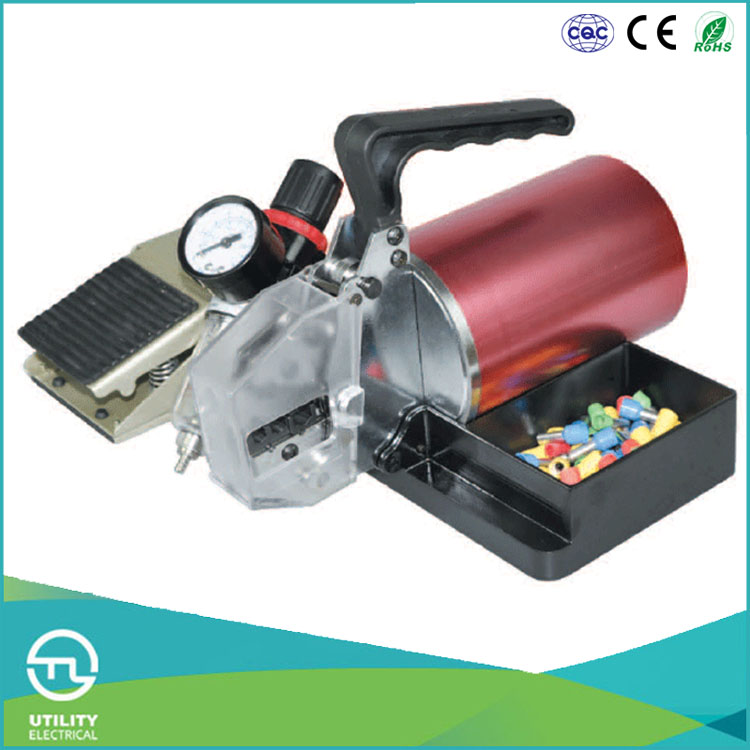 UTL Innovative Products For Import New Cable Lug Electric Power Crimping Machine