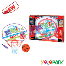 Kids mini basketball hoop with ball 230B