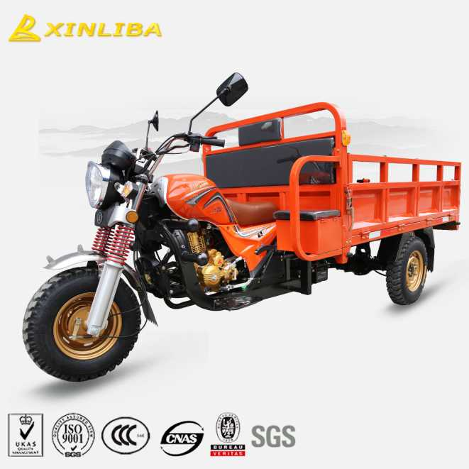 China Cargo loader high quality 200cc three wheels motorcycles tricycle with best price
