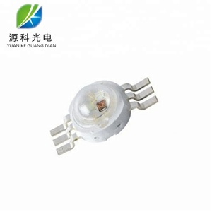 3w RGB led High Power LED with 6 pins