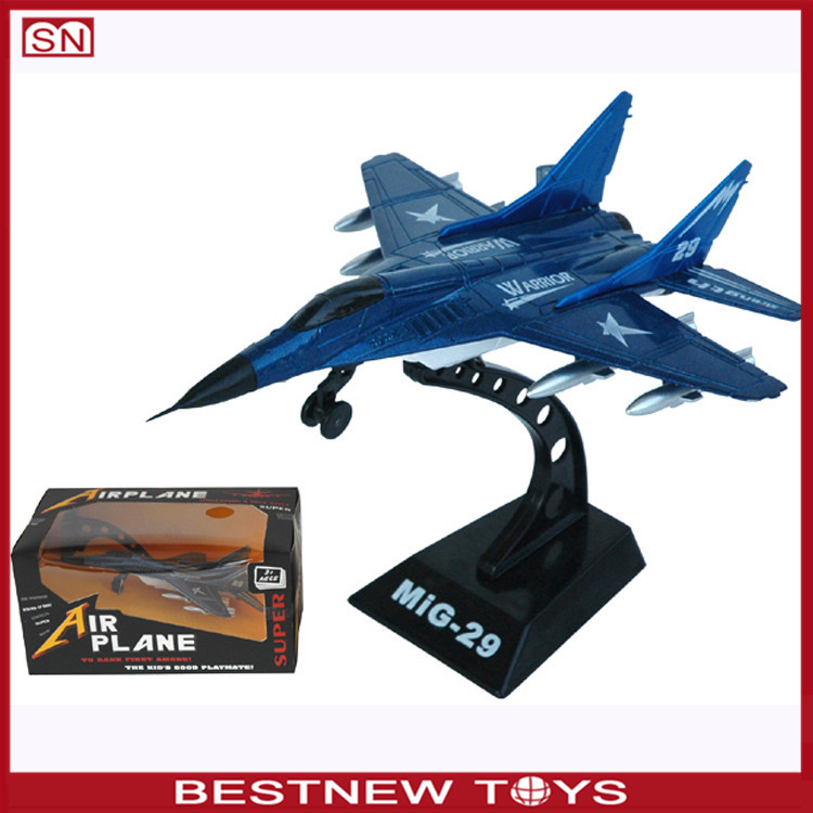 China toys children diecast airplane model toy for sale