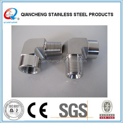 Stainless Steel Forged Male Thread Pipe Fitting Elbow