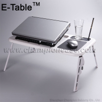 Flexible laptop desk as seen on tv with mouse pad