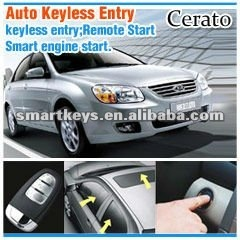 Remote keyless entry for KIA Cerato