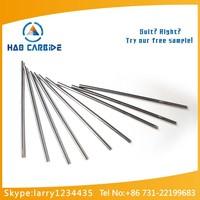 Supply blank and polished tungsten carbide rod from zhuzhou China from zhuzhou China