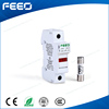 1p 1000vdc Thermal fuse cylinderical ceramic tube 32a 20a SOLAR PV fuse