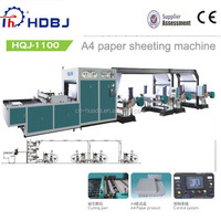 Automatic A4 paper making machine