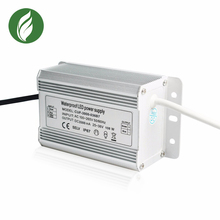 Aluminium Case 108W LED drivers supply constant current switch power waterproof IP67
