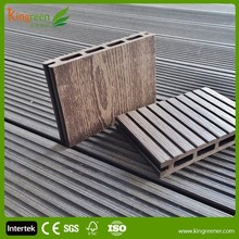 cheap composite decking material/wpc manufacture exterior engineered plastic composite decking