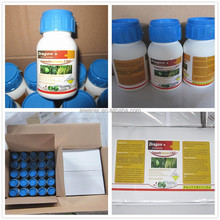 Water soluble insecticide Emamectin benzoate 5 wdg in powder