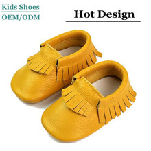 2015 Best selling yellow baby sock shoes baba and me shoes