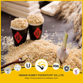 Air dried garlic granules, flakes and powder