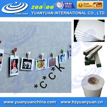 waterproof 230g glossy canon photo paper for inkjet printing in rolls