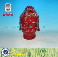 porcelain buddha figurine for garden decoration
