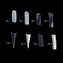 Wholesale in China Kids Artificial Fingernails Fake Nails For Nail Art