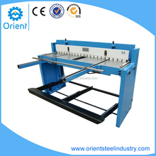 Foot Pedal Cutting sheet metal machinery
