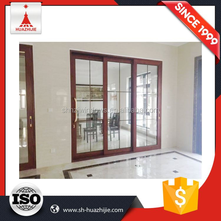 The most popular aluminum wardrobe with sliding door