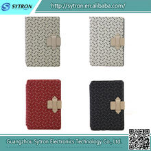 High Quality Wholesale Leather Case For Samsung Galaxy Tab Gt-P1000