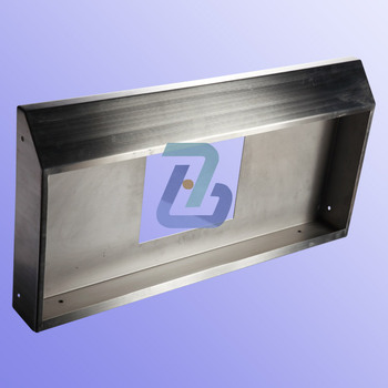 aluminum precision welding parts