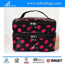 Round Shape Cosmetic case
