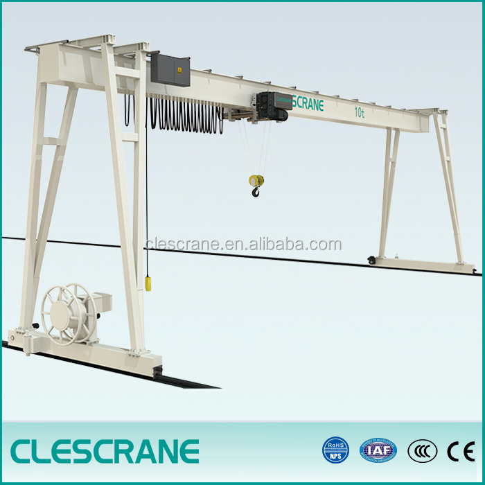 portable concrete lifting hoist for lifting concrete lifting gantry crane