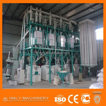 China supplier wheat flour mill plant/domestic flour mill