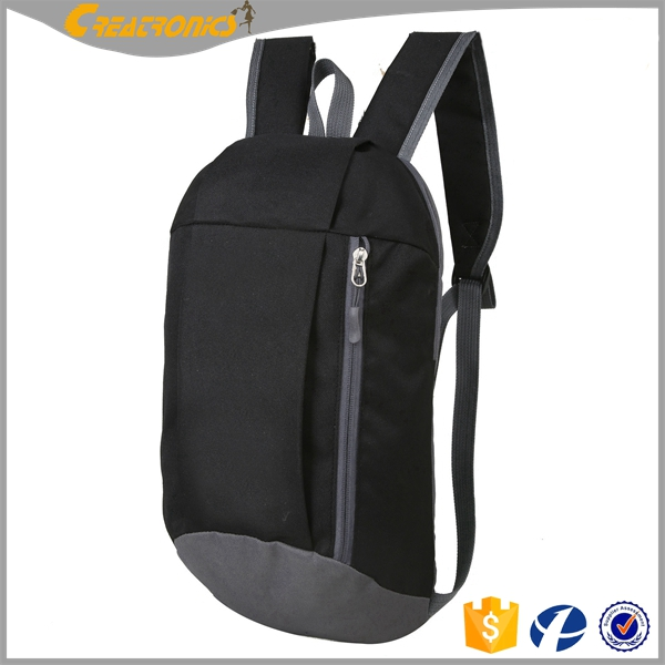 Unisex Promotional OEM Polyester And Nylon Backpacking High School Student New Fashion Designer Small College Bags Backpack