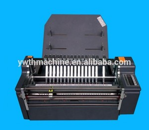 Automatic Sticker Half Cutter A3+ Label Slitter Cutting Machine