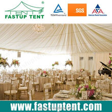 Drapes and Lining for Party Tent, Wedding Tent for Sale