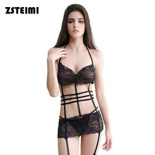Manufacturer New Design And Fashionable Hollow Lace Sex Underwear For Women