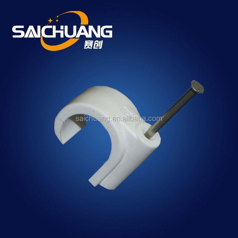 Free samples cable tie production machine locking cable clip adhesive