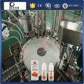 aseptic liquid filling machine small scale bottle filling machine