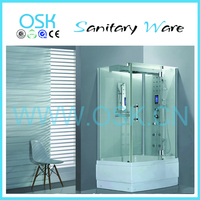 New style steam shower cabin / shower enclosure China OSK-8229