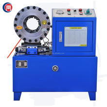 china supplier press hydraulic hose fitting crimping machine