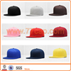 Fashion colors newest design snapback caps