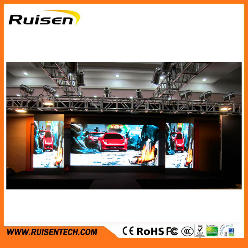 NEWS can adjust the Angle Indoor P3.91 Rental 500x500mm Magnalium SMD RGB LED Display Cabinet (P4.81/P5.95/P6.25 available)