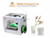 Factory Direct Supply 3D Printer, Desktop FDM 3D Printer Filament with touch screen panel