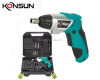 electric cordless screwdriver with high quality(KX71004)
