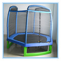 Hot design cheap trampolines with enclosures 6ft-16ft with TUV-GS,EC-TYPE certificate